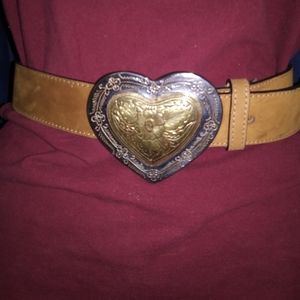 BRAND NEW. Streets Ahead Women's Belt. Brown.